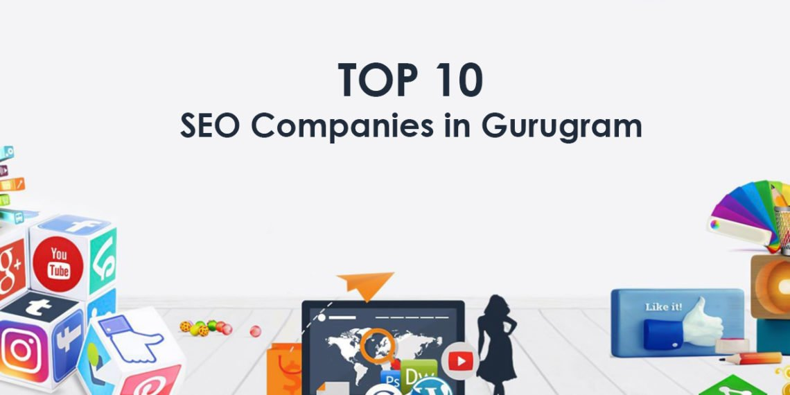Top 10 SEO Companies in Gurugram