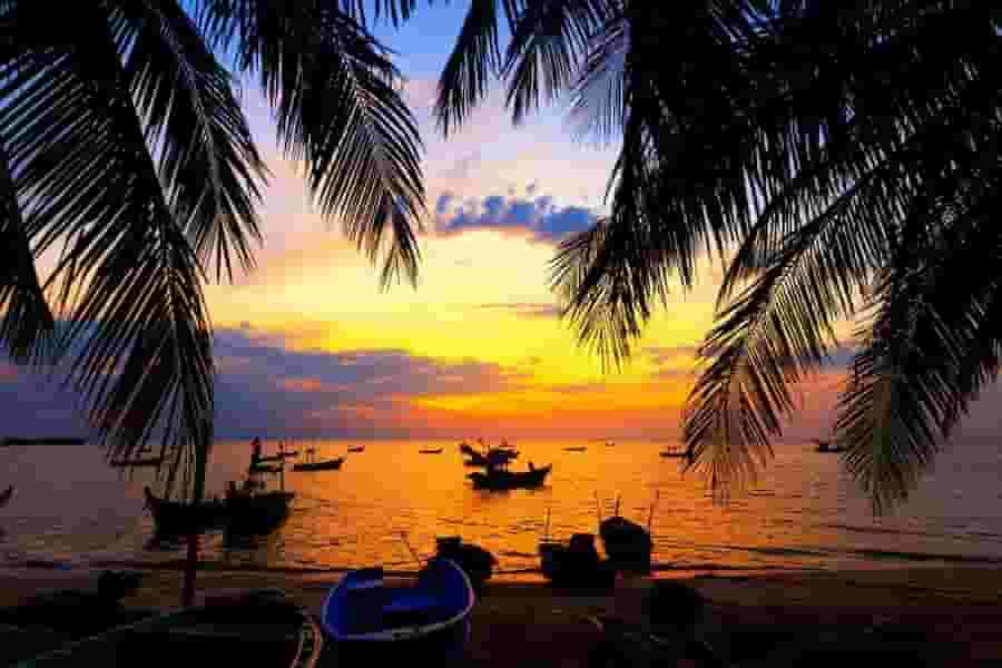 Goa – Breathtaking Beaches and Serene Sunsets