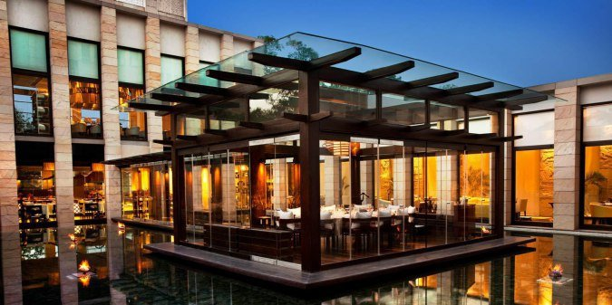 Indian Accent, The Lodhi