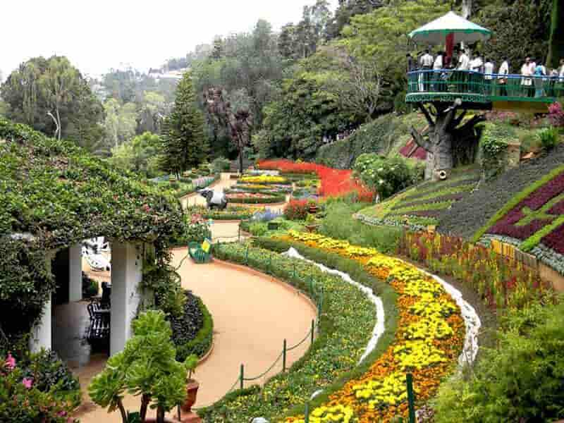 Ooty, Tamilnadu –Amidst the Hills!