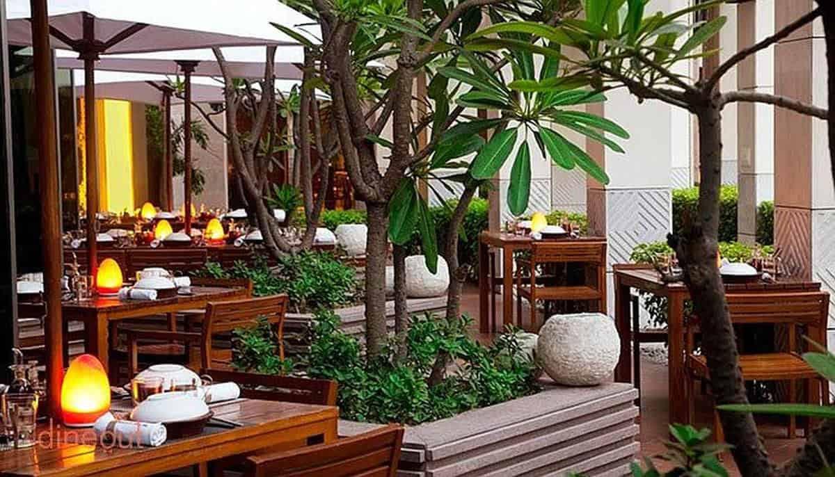 The China Kitchen, Hyatt Regency