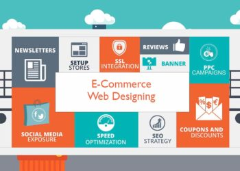 Top 10 E-commerce web designing companies
