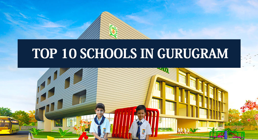 Top 10 school in gurugram