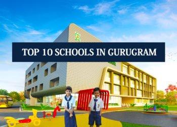 Top 10 school in gurugram