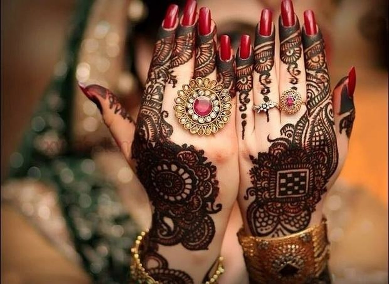 Deepa's Mehndi Art
