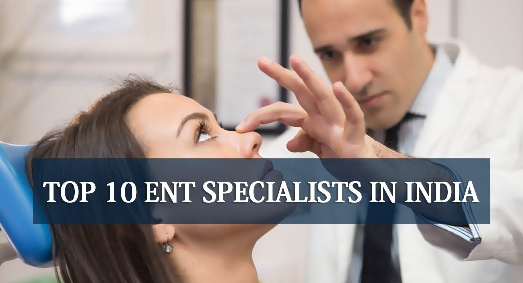 ENT Specialists in India