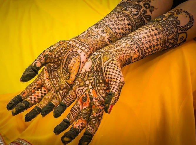 Gitanjali Mehndi Artist