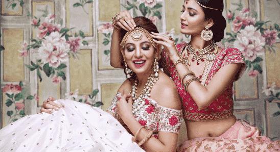 Pooja Sethi - makeup artist