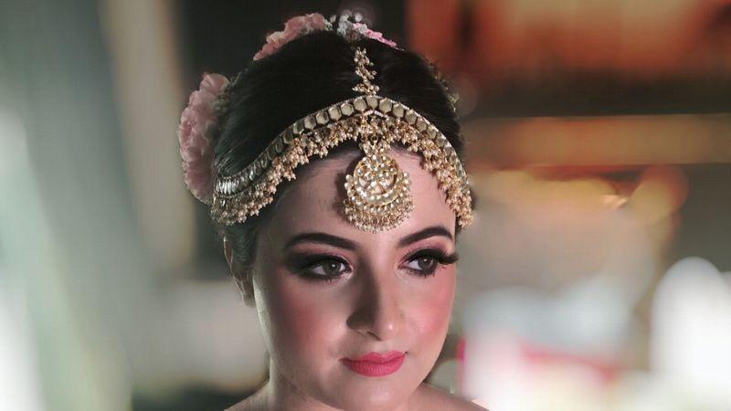 Rashi Sehgal- makeup artist