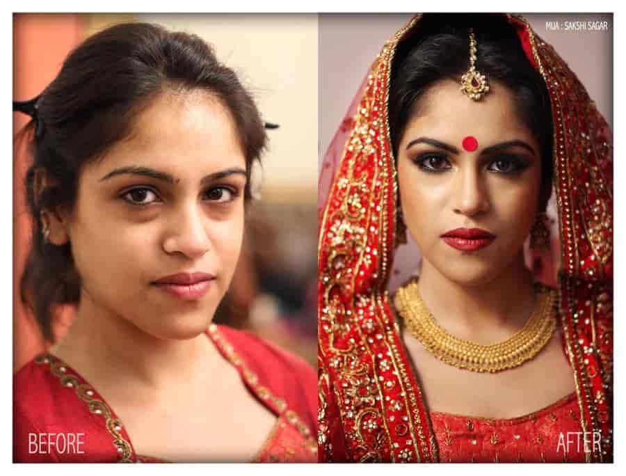 Sakshi Sagar - makeup artist
