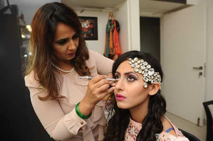 Supriti Batra- makeup artist