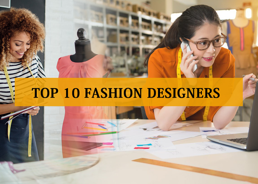 The 10 Indian Fashion Designers You Should Know | 2019