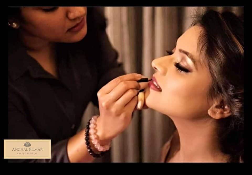 Anchal kumar - makeup artist