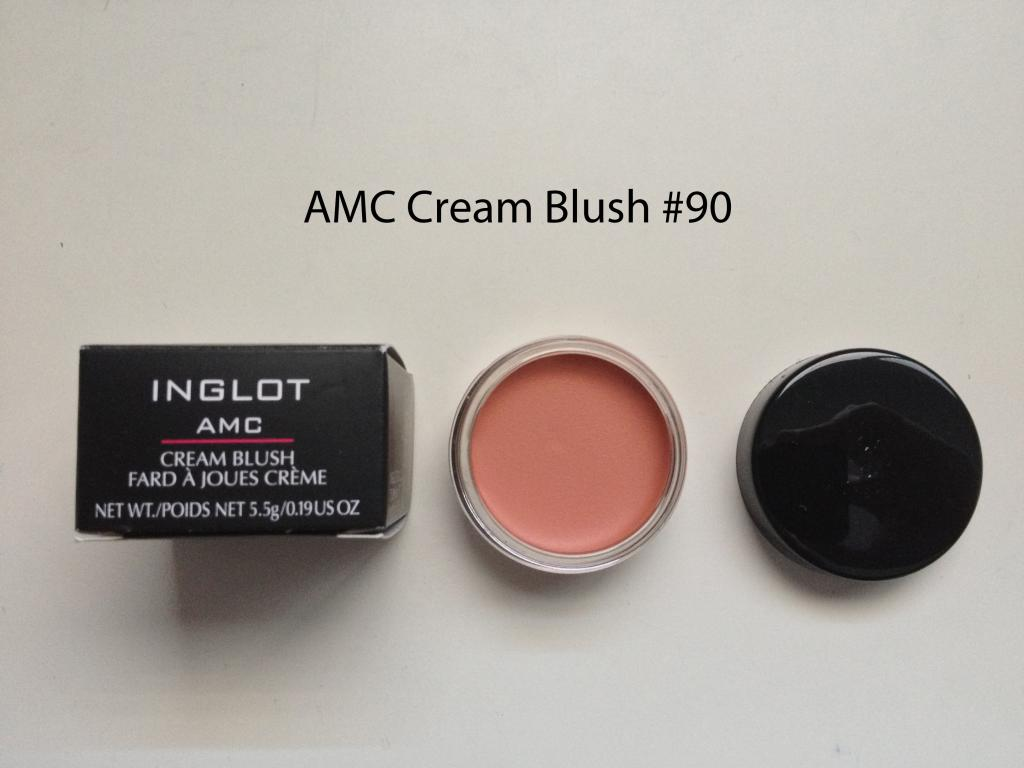 AMC Cream Blush by Inglot