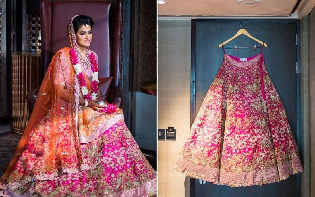Anamika Khanna, wedding dress designer