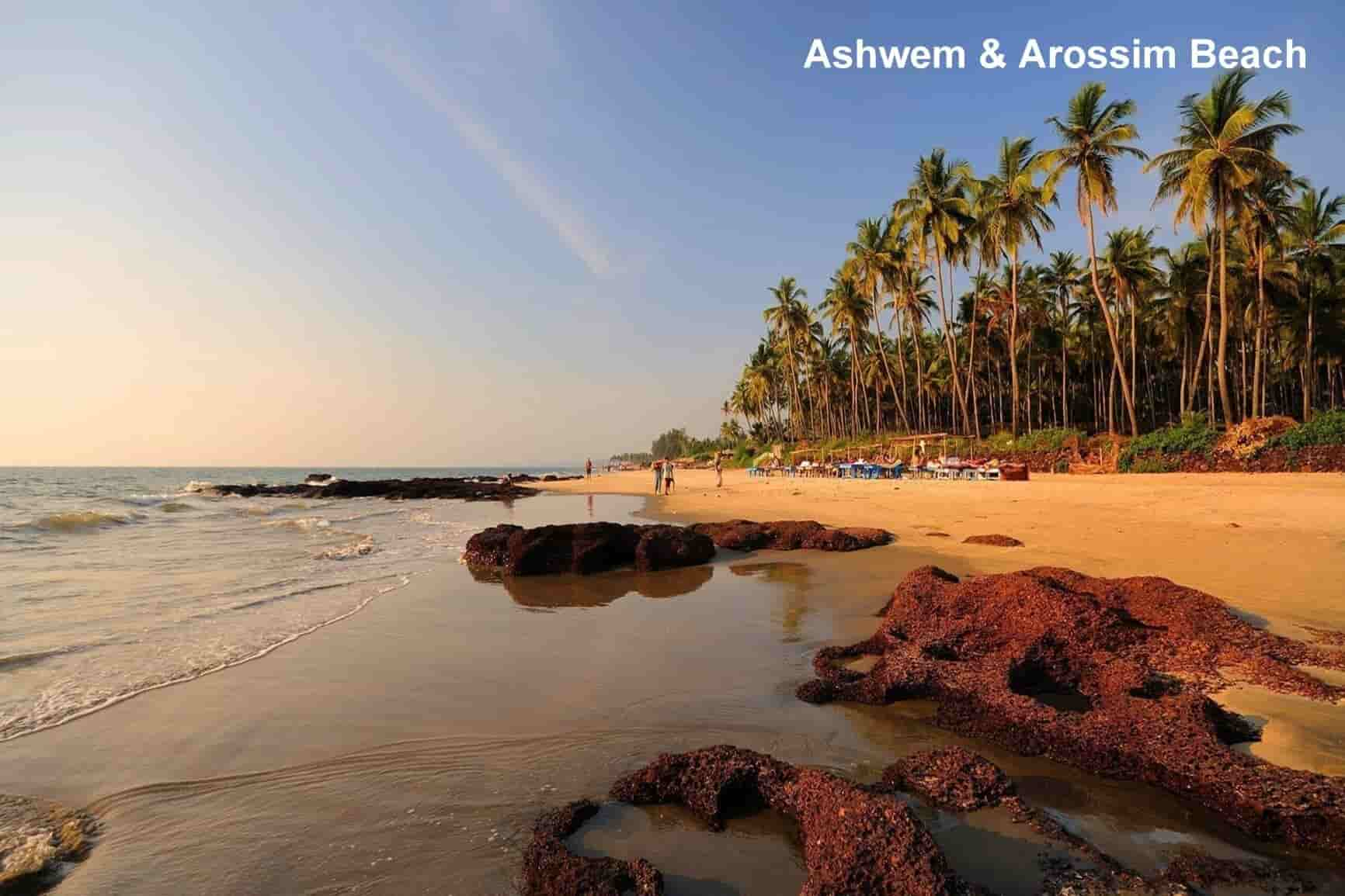 Ashwem & Arossim Beach