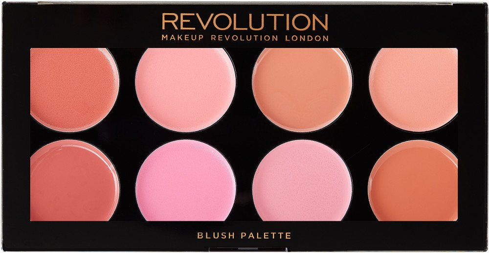 Cream Blush Palette by Makeup Revolution
