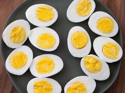 Eggs, loose weight