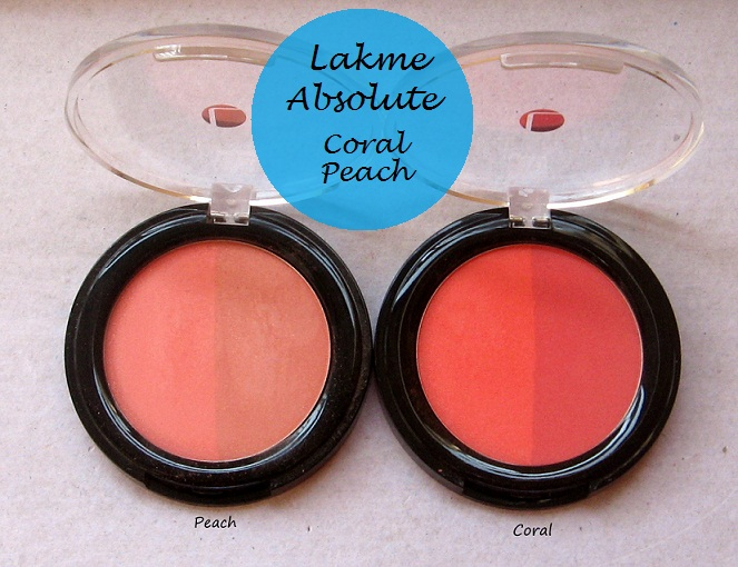 Face Stylist Blush Duos by Lakme