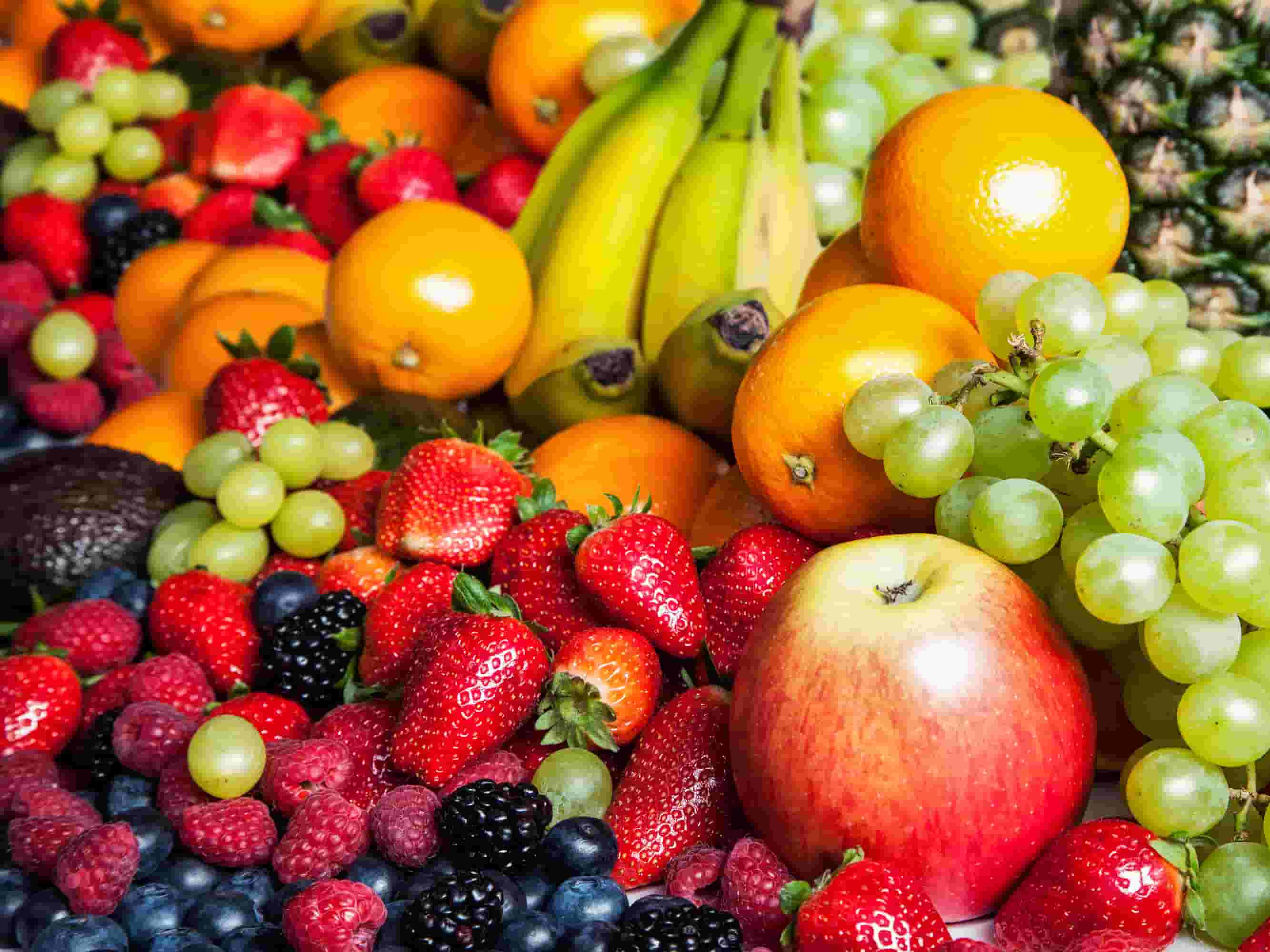 Fruits - loose weight