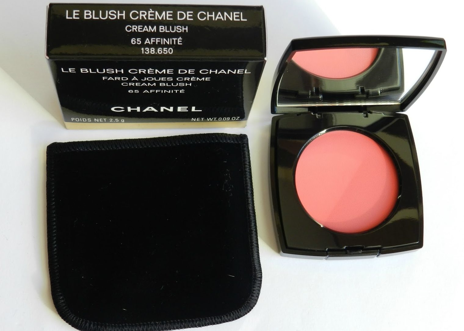 Le Cream Blush by Chanel
