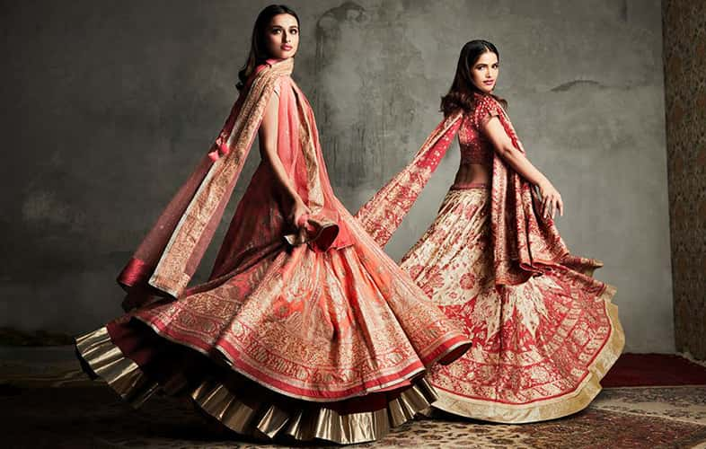 Ritu Kumar, wedding dress designer