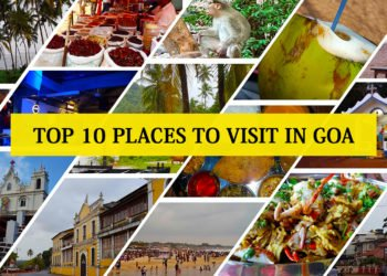 Top 10 places in Goa