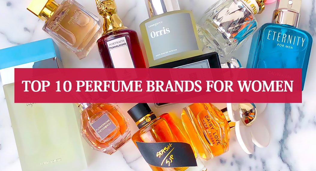 Perfume Brands For Women