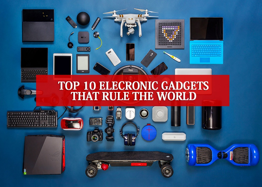 Top 10 Electronic Gadgets That Rule The World, Vectribe