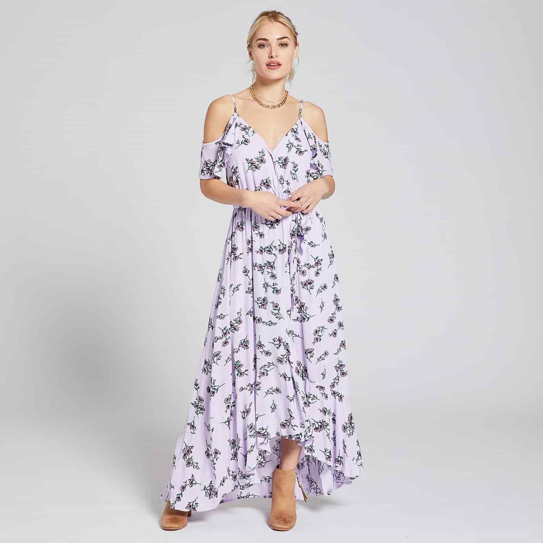 A Maxi Dress, summer dress