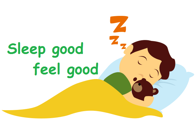 Get-good-sleep