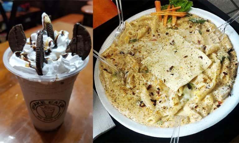Netaji Subhash Place food