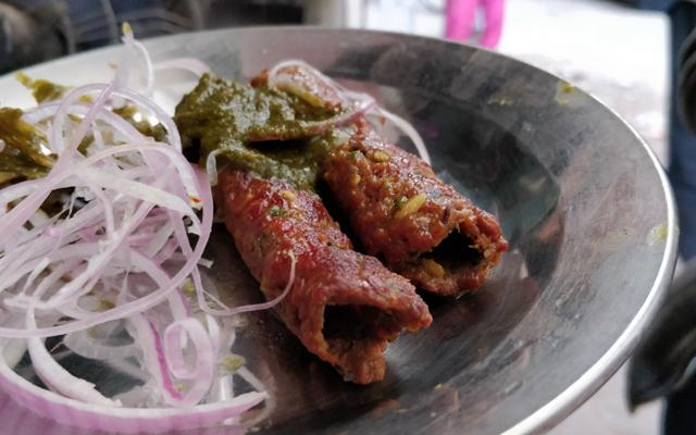 Nizamuddin food