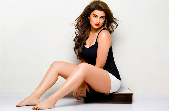 PARINEETI Chopra Fitness