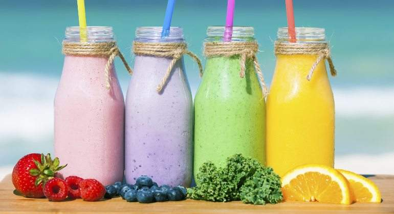 Smoothie - pre-workout food