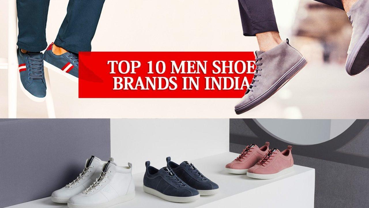popular casual shoe brands