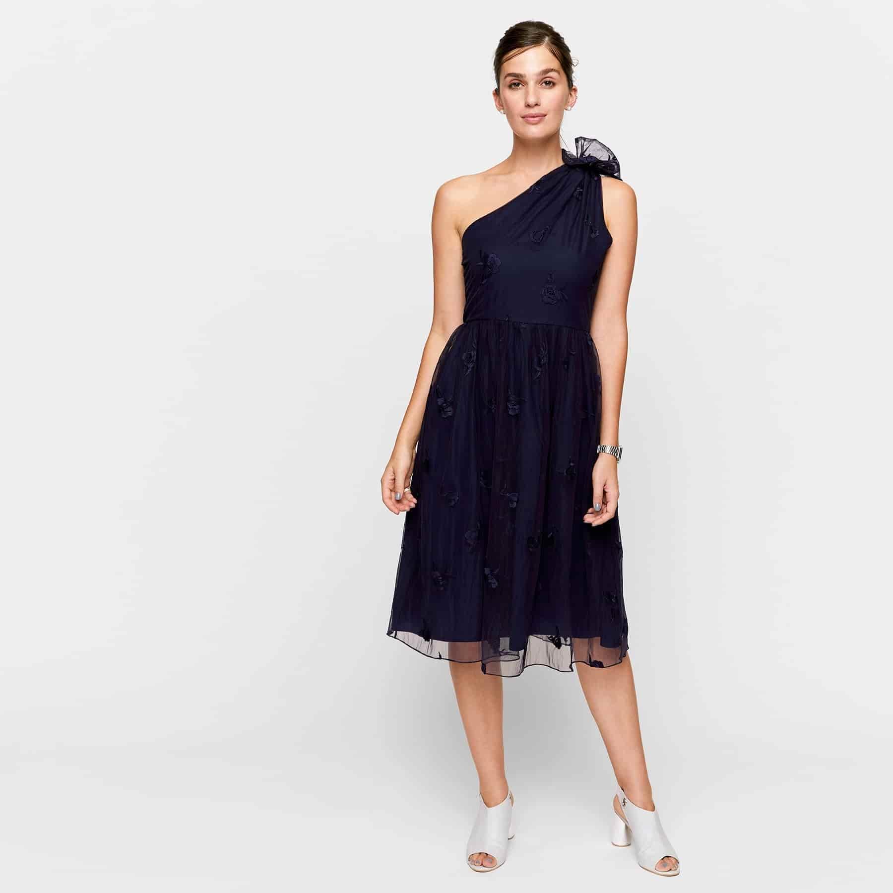 The One Shoulder Dress