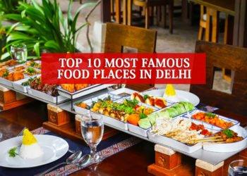 Famous Food Places