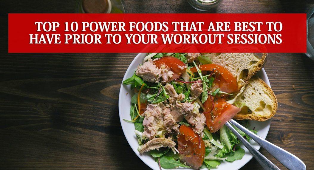 Top 10 Power Foods