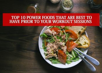 Top 10 Power Foods