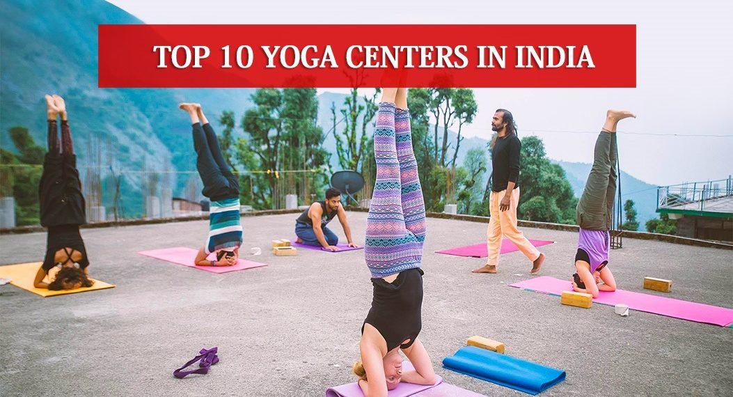 Yoga Centers In India
