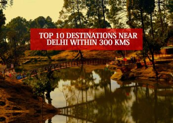Destinations Near Delhi
