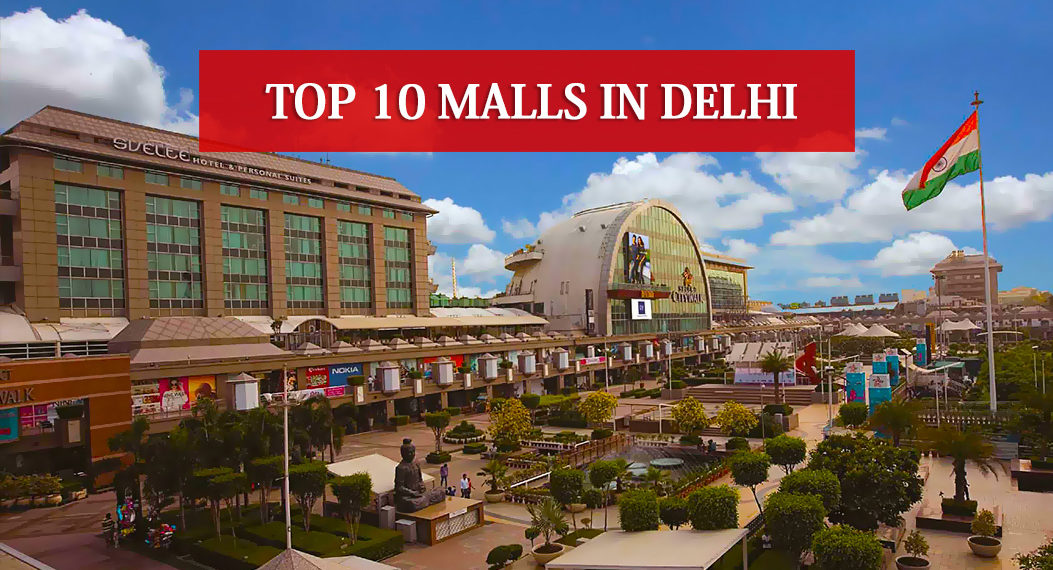 Shopping Malls in Delhi
