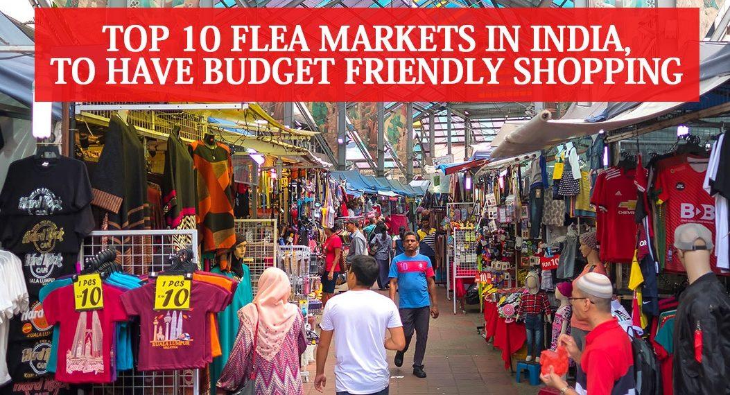 Flea Markets in India