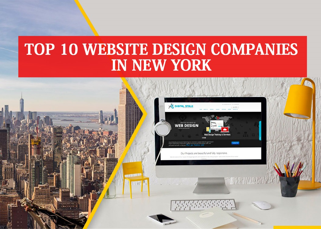 List} of Top 10 Website Designing Companies In New York