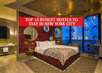 Top 10 budget Hotels