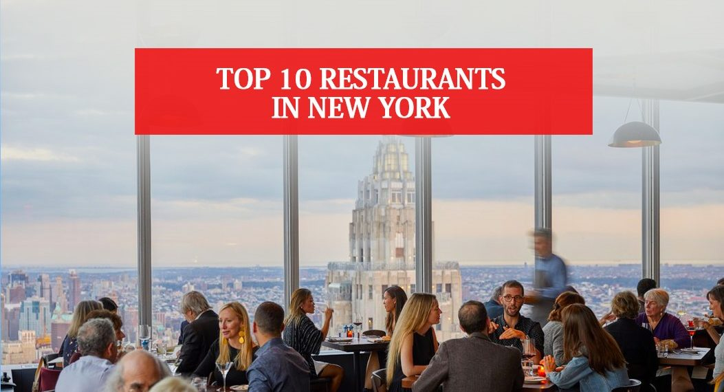 Restaurants in New York
