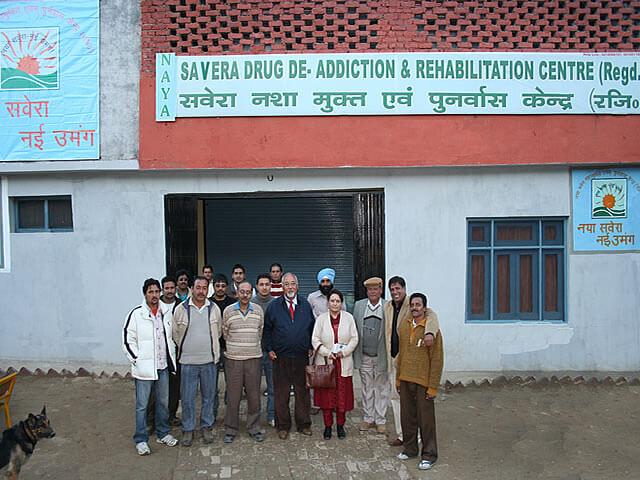 Naya Savera Drug De-addiction And Rehabilitation