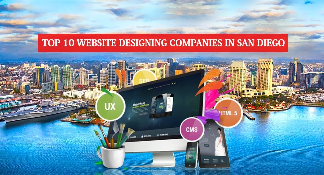 Website Designing Companies in San Diego