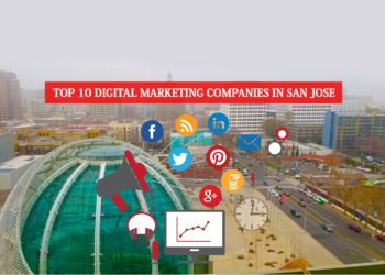 Top 10 digital marketing companies in San Jose